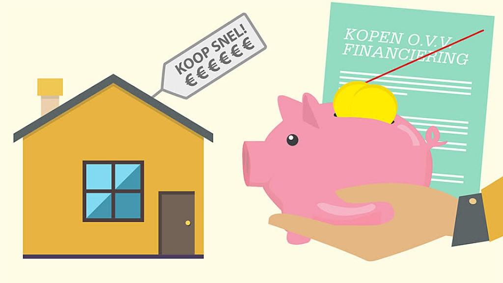 voorbehoud financiering hoeveel weken