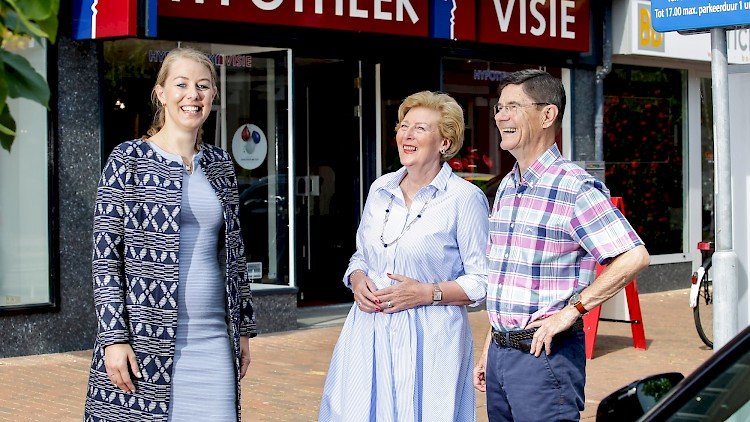 Hypotheek Visie Hilversum en Collectief Particulier Opdrachtgevers-projecten